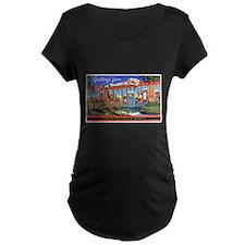 Washington State Greetings T-Shirt