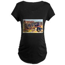 Badlands Greetings T-Shirt