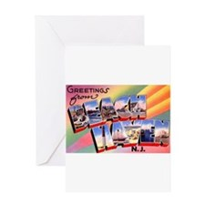 Beach Haven New Jersey Greeting Card