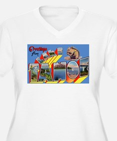 Lake Tahoe Greetings T-Shirt