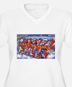 Niagara Falls Greetings T-Shirt