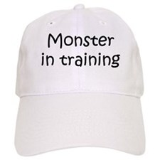 Monster in training Baseball Cap