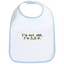 I'm Not ODD, I'm Odd Bib