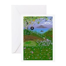 Hidden Objects/Nature Greeting Card