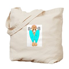 Facing Emotional Overload!!!! Tote Bag