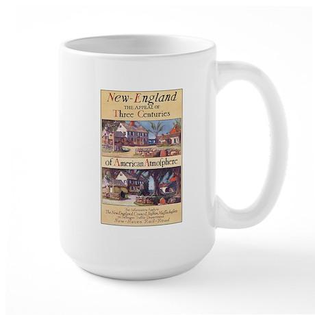 New England Large Mug