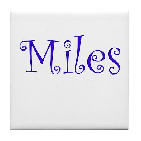 MILES Tile Coaster