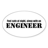 Engineers do it better Stickers