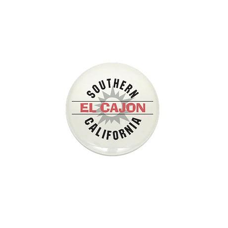 El Cajon California Mini Button (10 pack)