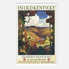 Vintage Kentucky Postcards (Package of 8)