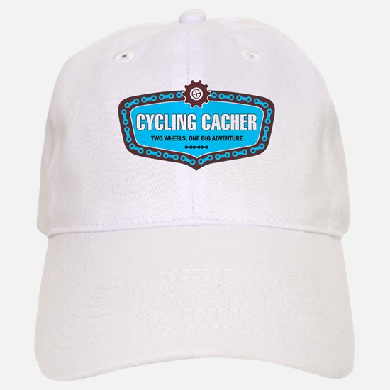 Cycling Cacher Baseball Baseball Cap