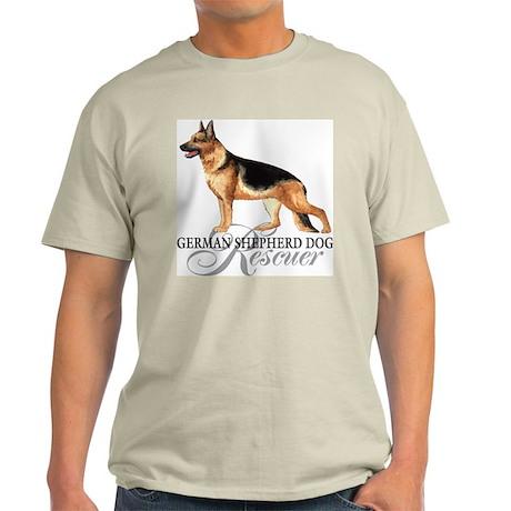 GSD Rescue Light T-Shirt