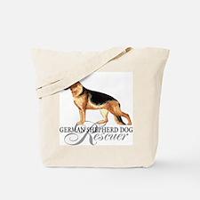 GSD Rescue Tote Bag