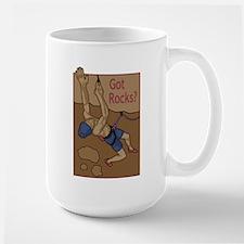 Got Rocks? Large Mug