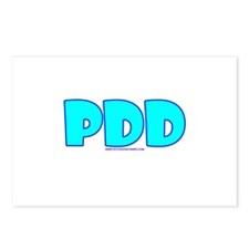 PDD Postcards (Package of 8)