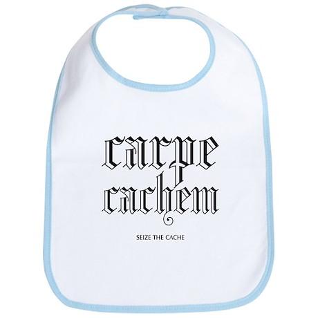 Carpe Cachem Bib