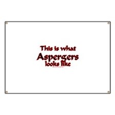 This Is What Asperger's Looks Banner