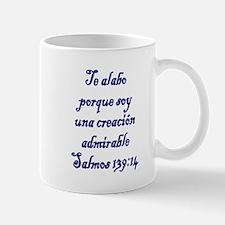 Salmos 139:14 Mug