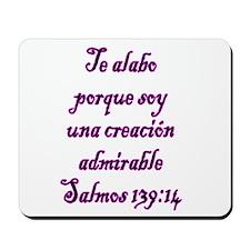 Salmos 139:14 Mousepad