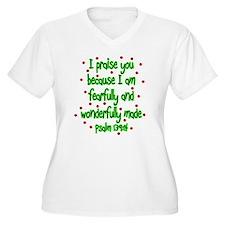 Psalm 139:14 T-Shirt