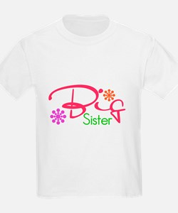 Big Sister Trendy T-Shirt