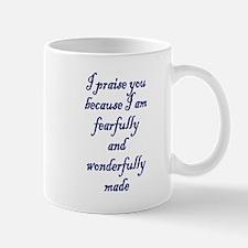 Psalm 139:14 Mug