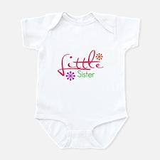 Little Sister Trendy Infant Bodysuit
