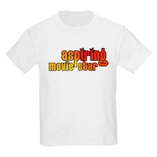 Aspiring Movie Star Kids T-Shirt