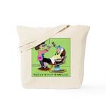 Beauty Manipulator Tote Bag
