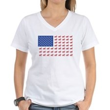 Original Patriotic Horse Flag Shirt