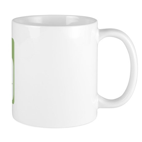 My Name Is Uncle To Be (Green) Mug