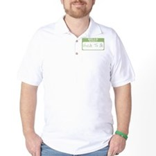 My Name Is Uncle To Be (Green) T-Shirt