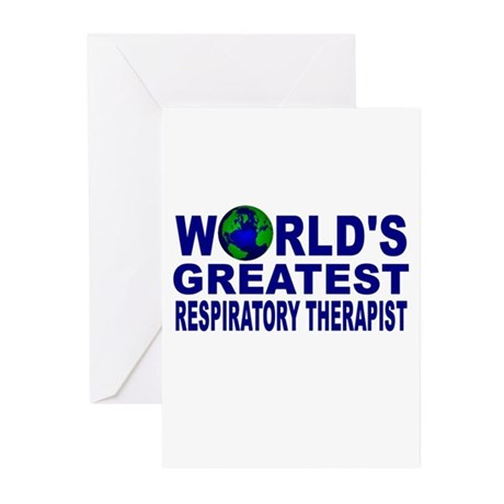 World's Greatest Respiratory Greeting Cards (Pk of