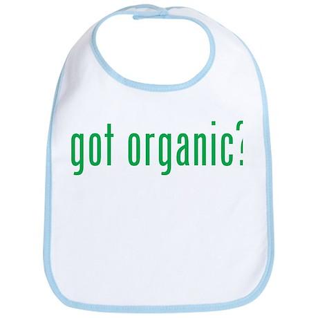 got organic? Bib