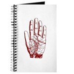 Astrological Palm Map Journal