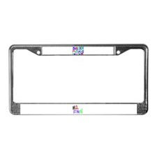 Cool Shannon License Plate Frame