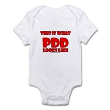 This Is What PDD Looks Like Infant Bodysuit
