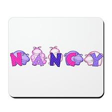 Nancy in Hippos Mousepad