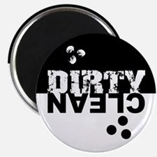 Dirty/Clean Dishwasher Magnet Magnet