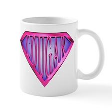 SuperCougar(pink) Mug