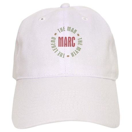 Marc Man Myth Legend Cap