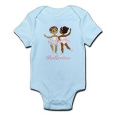 Ballerina(black) Infant Bodysuit