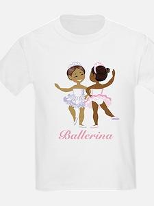 Ballerina(black) T-Shirt