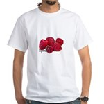 Berry Special Raspberries White T-Shirt