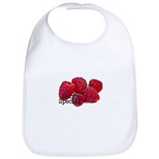 Berry Special Raspberries Bib