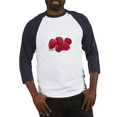 Berry Special Raspberries Baseball Jersey