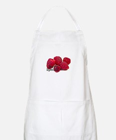 Berry Special Raspberries BBQ Apron