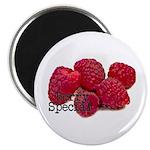 "Berry Special Raspberries 2.25"" Magnet (100 p"