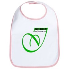 GREEN INDEPENDENT Bib
