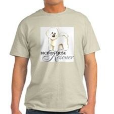 Bichon Frise Rescuer T-Shirt